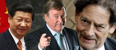 China, Wogan, Trump, Lawson ….