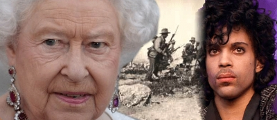 Queens, Princes and ANZACs